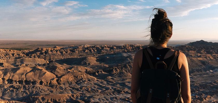 Atacama: Von Salz, Staub und Schönheit