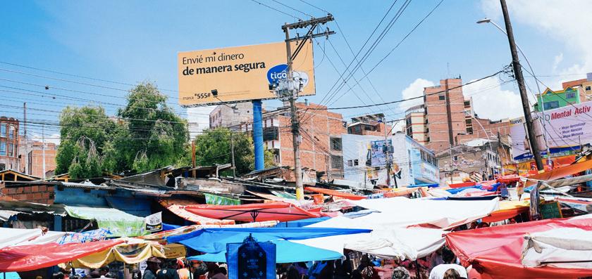 Potosí – Sucre – La Paz: Bolivien in 3 Städten