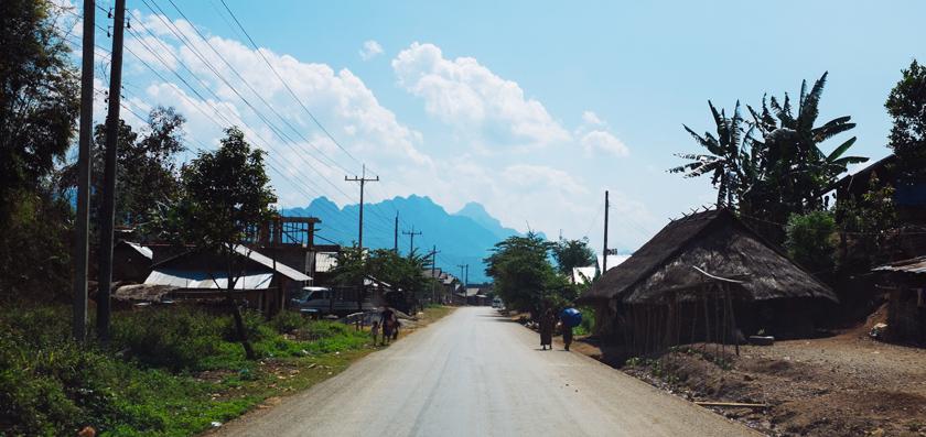 Sabaidee Laos!